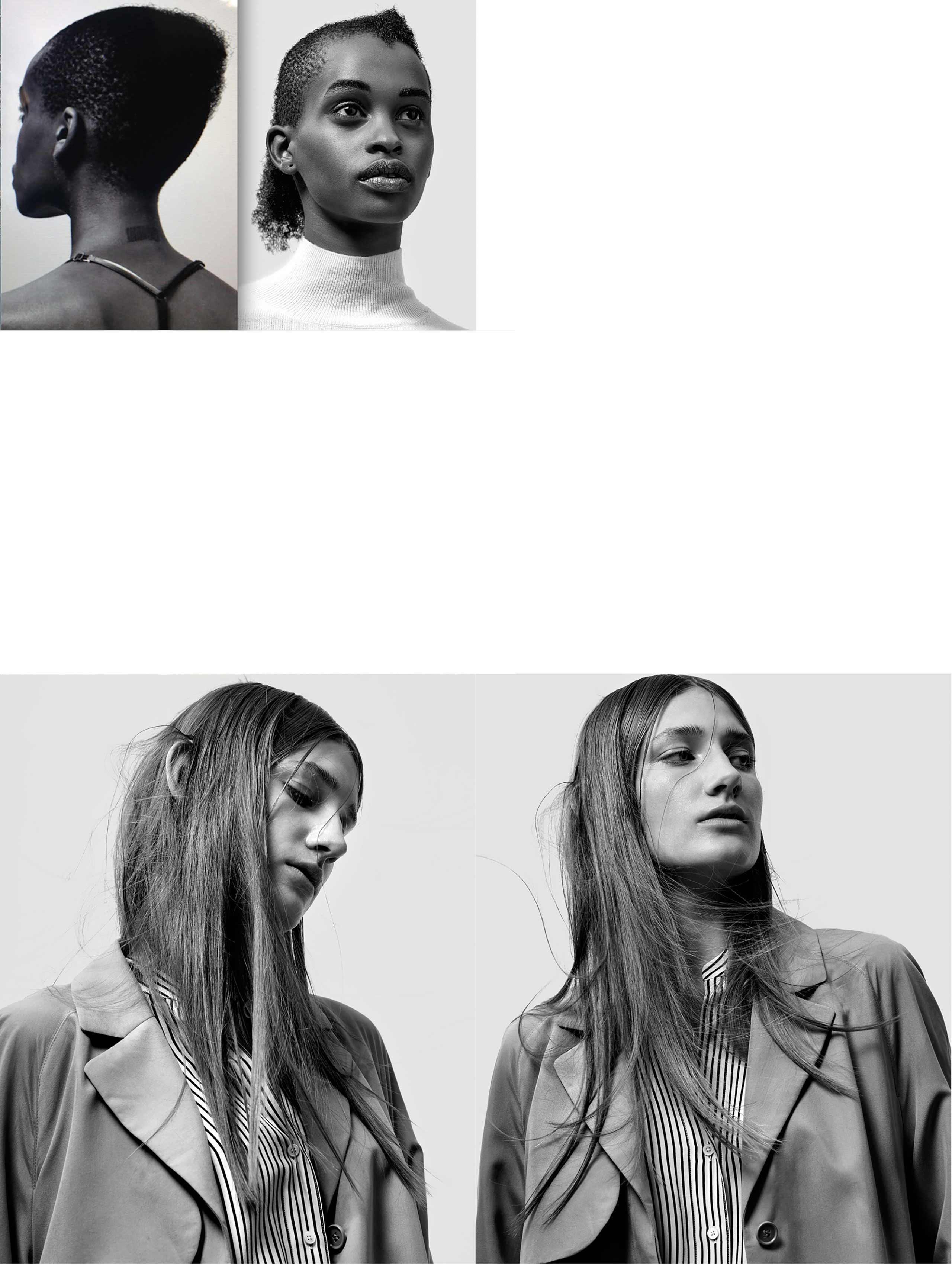 M Nella de Ego's Models PH Koers von Cremer ST Alex van der Steen MU Suzanne Verberk H Daan Kneppers NCL-rep